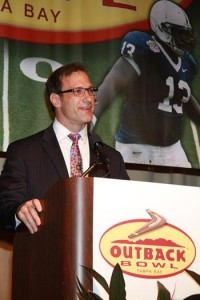 Outback Bowl Kickoff-Luncheon Speech