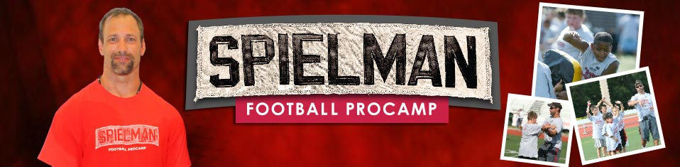 Chris Spielman Football ProCamp presented by SunnyD